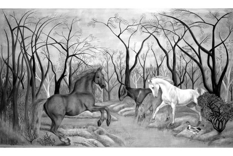 THE FOUR HORSES rob pepper
