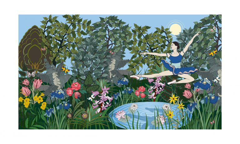 ballet forest-s